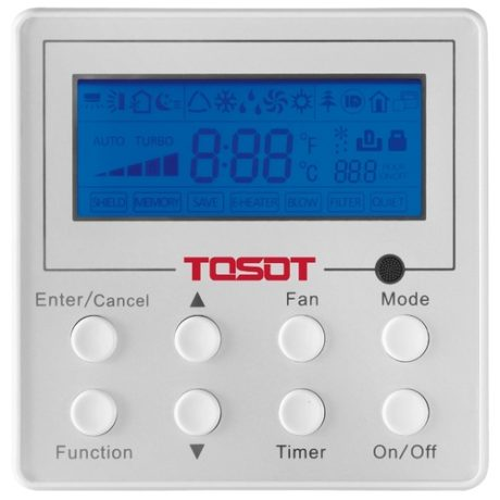 Tosot T36H-LC2/I / T36H-LU2/O